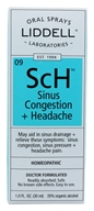 Sinus Congestion + Headache with Echinacea Homeopathic Oral Spray