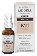 Detox Metals Homeopathic Oral Spray