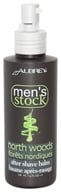 Men's Stock North Woods After Shave Balm