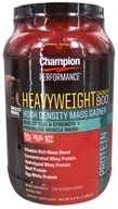 Heavyweight Gainer 900 High Density Mass Gainer