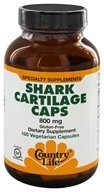 Shark Cartilage Caps
