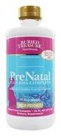Buried Treasure Products - PreNatal Plus DHA Complete - 16 oz.