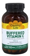 Buffered Vitamin C