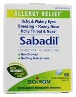 Sabadil Allergy Relief