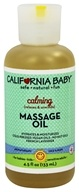 Aromatherapy Massage Oil All Natural Calming