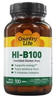 Super Potency HI-B-100 Balanced B Complex Time Release