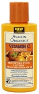 Vitamin C Renewal Moisture Plus Lotion Broad Spectrum