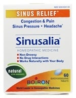 Boiron - Sinusalia Sinus Homeopathic Medicine - 60 Tablets