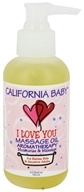 Aromatherapy Massage Oil All Natural I Love You