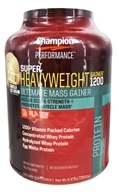 Super Heavyweight Gainer 1200 Ultimate Mass Gainer