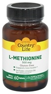 L-Methionine Free Form Amino Acid Supplement with B-6