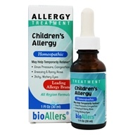 Children's Allergy Treatment