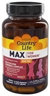 Maxi-Sorb Maxine Daily Multiple For Women Iron-Free