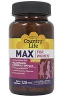 Maxi-Sorb Maxine Daily Multiple For Women with Iron