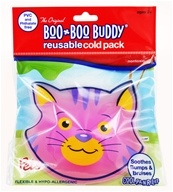 Resuable Cold Pack Pet Designs Cat