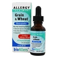 Food Allergies/Grain #704