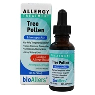 Tree Pollen Allergy #707