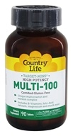 Multi-100 High Potency Time Release