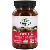 Triphala Digestion & Colon Cleanse