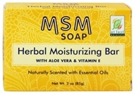 MSM Herbal Moisturizing Bar Soap