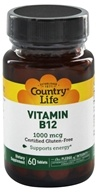 Vitamin B12 Time Release