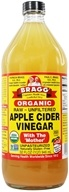 "Organic Apple Cider Vinegar with ""Mother"""