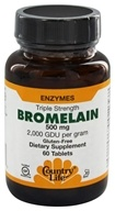 Bromelain Triple Strength Enzymes