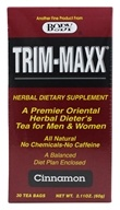 Body Trim-Maxx Tea Cinnamon