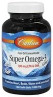 Norwegian Super Omega-3 Gems Fish Oil Concentrate