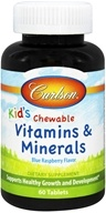 Kids Chewable Vitamins and Minerals