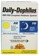 Daily-Dophilus AM/PM Complete Probiotic System