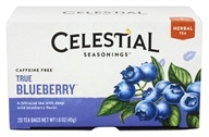 True Blueberry Herb Tea Caffeine Free