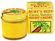 Carrot Nutritive Night Creme
