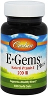 E-Gems Plus Natural Vitamin E