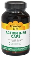 Action B-50 Caps Balanced B Complex