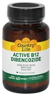 Active B-12 Dibencozide with Folic Acid Sublingual