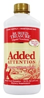 Buried Treasure Products - Added Attention Supports Children's Learning - 16 oz.