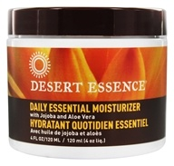 Daily Essential Moisturizer with Jojoba and Aloe Vera