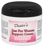Doctor's Just For Women Support Cream