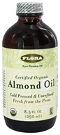 Almond Oil Certified Organic