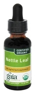 Nettle Leaf Certified Organic