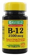 Sublingual Vitamin B-12