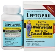 Leptopril Weight Control Compound for The Significantly Overweight