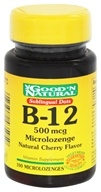 Sublingual Dots B-12  Microlozenges