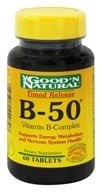 B-50 Time Release Complex