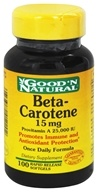Beta-Carotene 15 Mg Provitamin A 25 000 I.U.