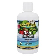 Organic Noni Juice from Tahiti