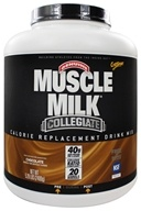 Muscle Milk Genuine Collegiate Calorie Replacement Drink Mix