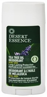 Tea Tree Oil Deodorant With Lavender