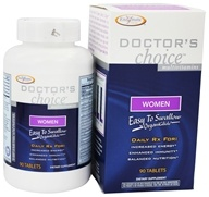 Doctor's Choice Multivitamins For Women